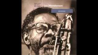 Joe Henderson & Sting - It Ain