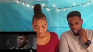KEY & PEELE- AWESOME HITLER STORY [ COUPLES REACTS