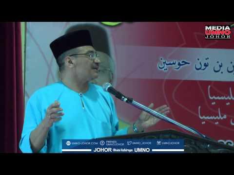 Ucapan Penuh YB Datuk Seri Hishammuddin Tun Hussein - Mesyuarat UMNO Bahagian Mersing 2015