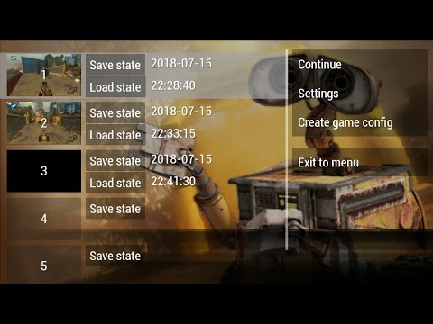 Ppsspp Setting। Wall E Ppsspp Setting