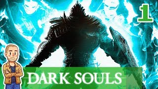 Dark Souls Gameplay Part 1 - Prepare to Die - Let