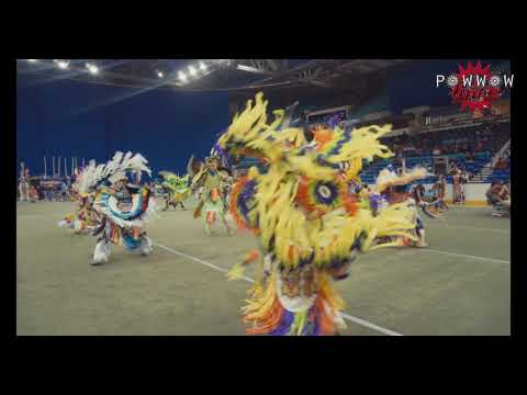 Mens Fancy Crow Hop 2017 @ Dakota Dunes Powwow