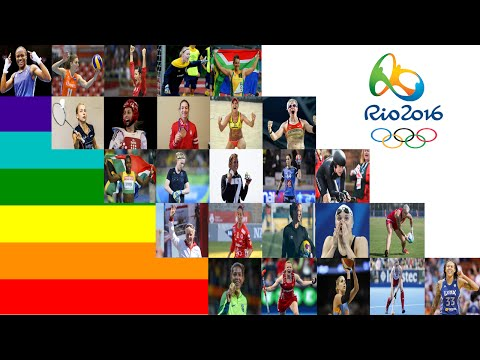 List 42 Openly Lesbian Athletes at the 2016 Summer Olympics in Rio