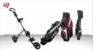 masters golf 3 series 3 wheel trolley trp0009b