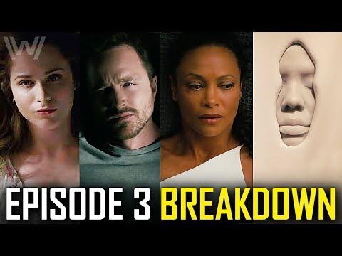 Download WESTWORLD Season 3 Episode 3 Breakdown   Ending Explained, Who Hale Really Is & Easter Eggs