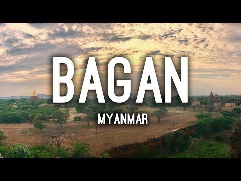 Myanmar Burma Travel: Bagan Temples