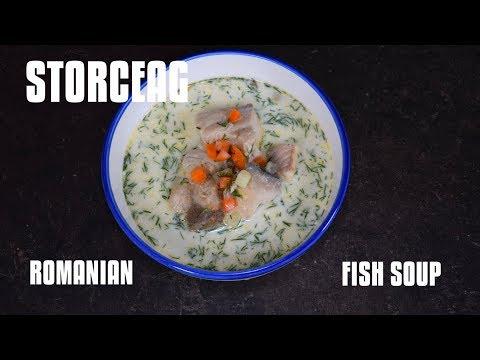 Storceag, Romanian Fish Soup