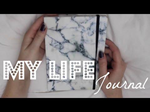 My Life Journal  Flip Through
