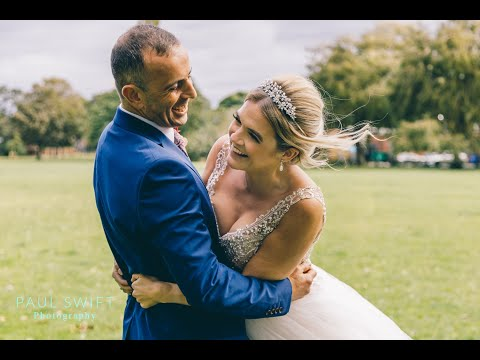 Fiona and Ronnie's beautiful intimate wedding day