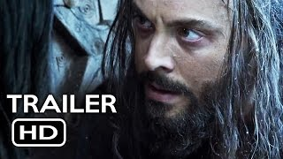 Ben-Hur Official Trailer #1 (2016) Jack Huston, Morgan Freeman Biblical Movie HD