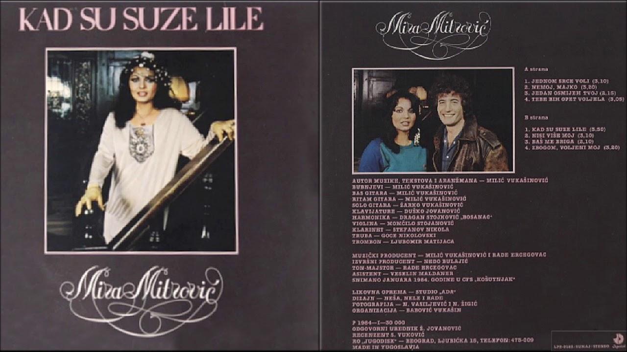 Mira Mitrovic - Bas me briga - (Audio 1984)