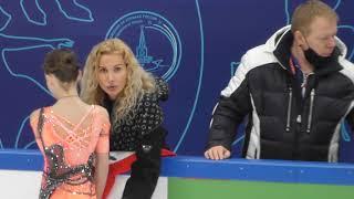 Софья Акатьева КП Финал Кубка России 2021 01 03