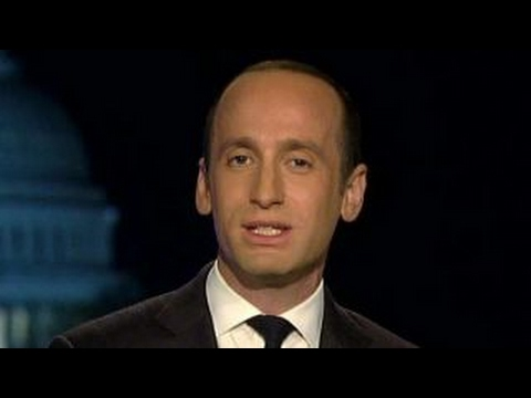 Stephen Miller: Travel ban is lawful and necessary