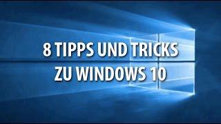 8 Tipps und Tricks zum Einstieg in Windows 10 - Snapshot Mojo E03