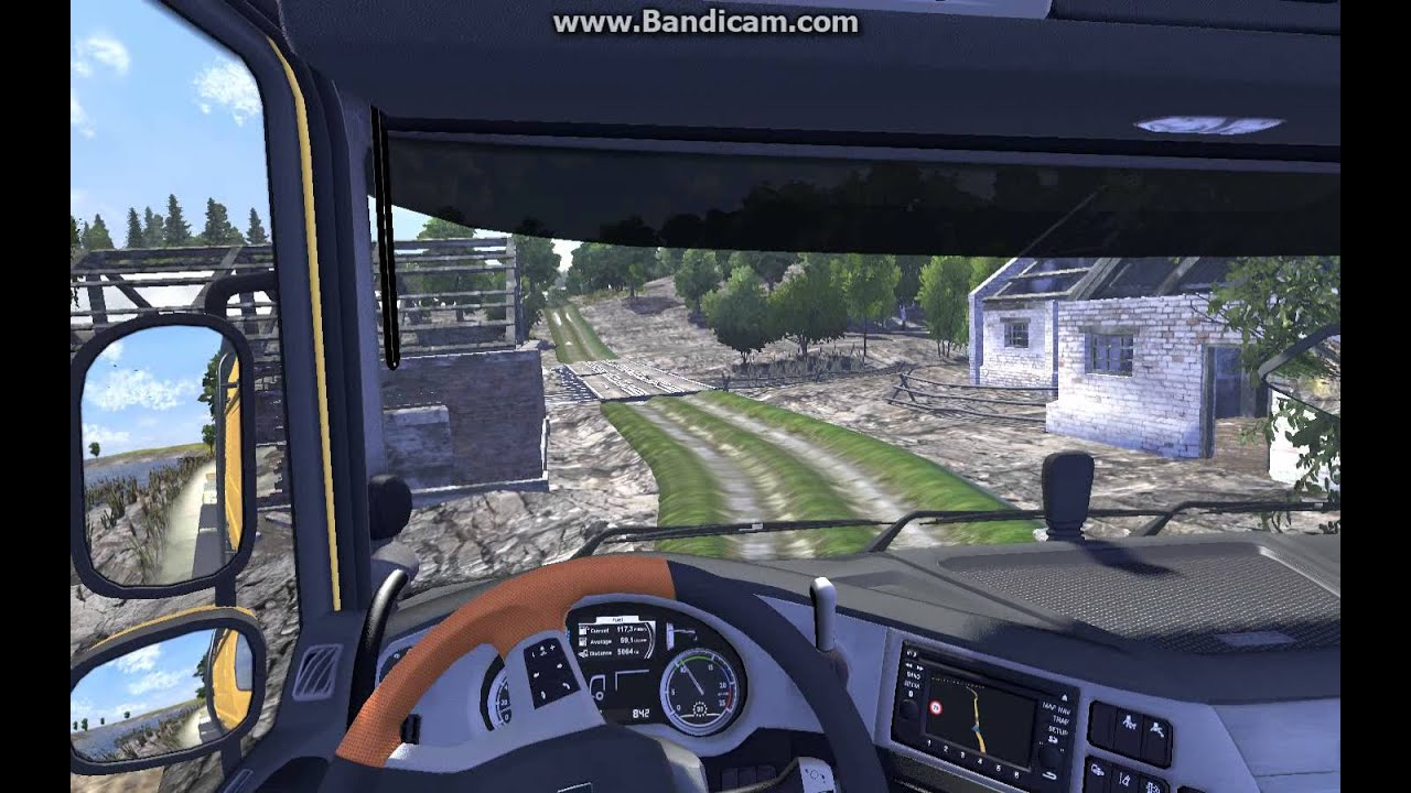 Ets2 5 4 Rus Map Offroad Fun
