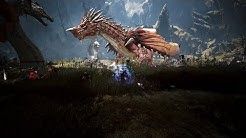 Garmoth Boss - World Boss - Rare Loot - Garmoth Heart - Black Desert Online