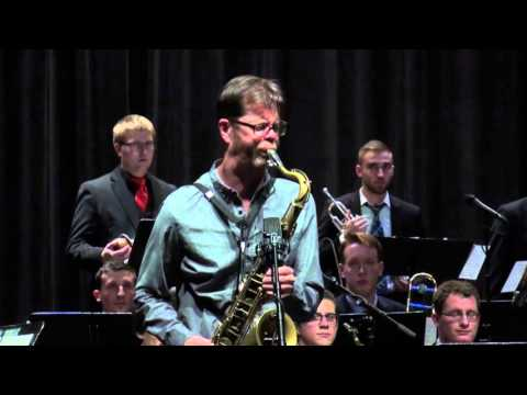 LZCM, by Donny McCaslin and UNH Jazz Band