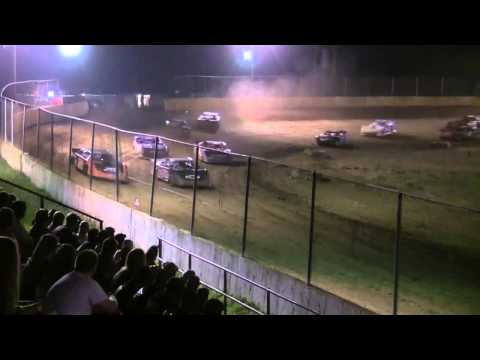 Twin Cities Raceway Park 7.25.15 superstock feature
