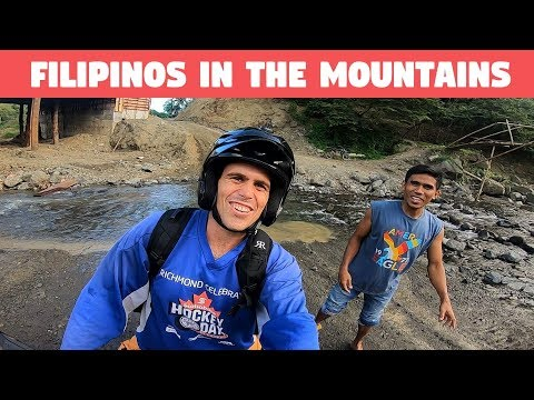 MY NEW FILIPINO VLOG CAMERA MAN - Iloilo Mountain Road Trip