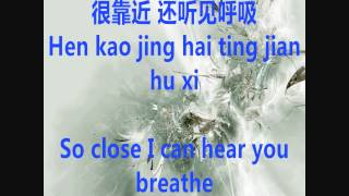 你不知道的事 [All The Things You Never Knew] Pinyin + English - 王力宏 (Wang Leehom)
