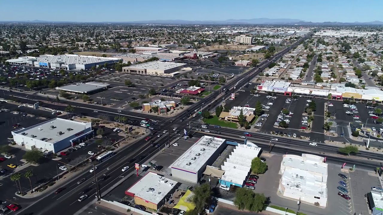 Retail Space For Lease Sec 51st Ave Indian School Rd Phoenix Az