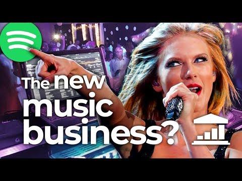 How did the MUSIC INDUSTRY survive the INTERNET? - VisualPolitik EN