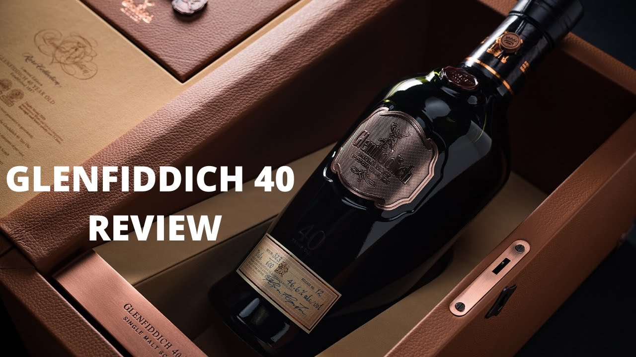 whisky review 88 glenfiddich 40 year old youtube. Black Bedroom Furniture Sets. Home Design Ideas