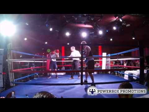 PowerBox Promotions   Fight Night 5   Richard West Vs Andrew Hook