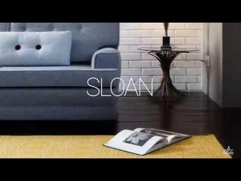 Asiatic London Χαλί Sloan Mustard 200x300