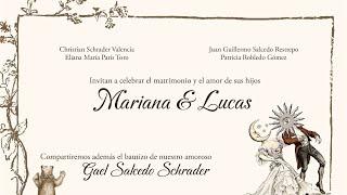 Mariana y Lucas