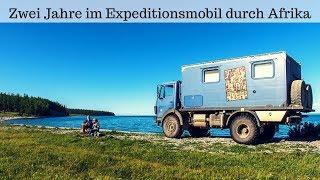 Reisen während andere noch arbeiten - mit dem Expeditionsmobil um die Welt