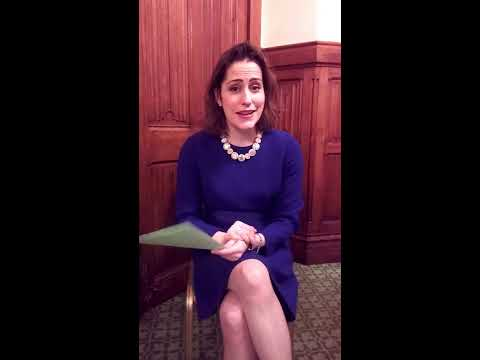 Victoria Atkins: Video Diary 4 - European Union (Notification of Withdrawal) Bill