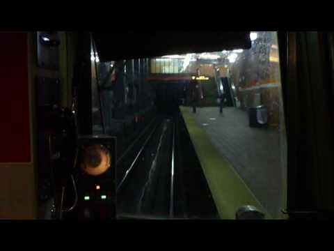 HD MBTA Orange Line cabview ride