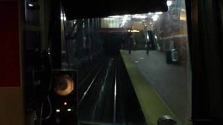 HD MBTA Orange Line cabview ride