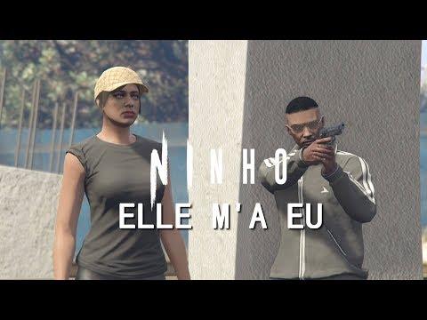 Ninho - Elle ma eu (Clip Officiel) GTA 5