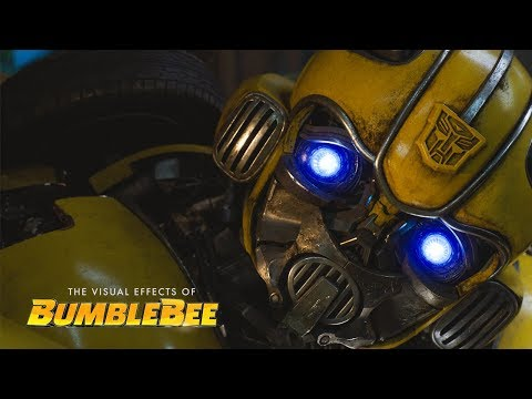 Behind the Magic - The Visual Effects of Bumblebee
