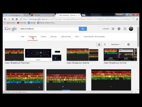 Tres Juegos Secretos De Google Muy Entretenido Youtube