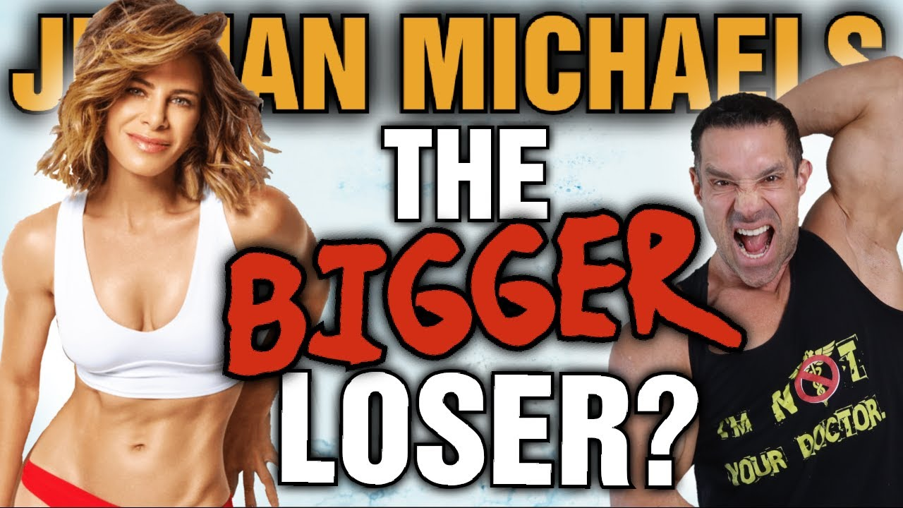 Jillian Michaels || Is SHE the Bigger Loser???