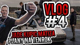 Jadę kupić Matiza, plany na ten rok,  - vlog #15