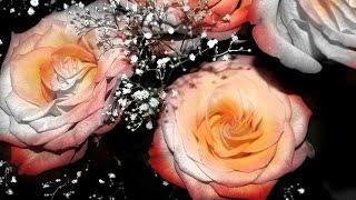 Красивые Розы для торта! (!!!) Украшение своими руками.