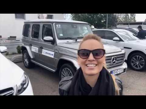 Ταξίδι στην Ουγγαρία - Michelin - Pilot Sport 4 SUV - Αστέρια Michelin (by Ariadni Gerasimidou)