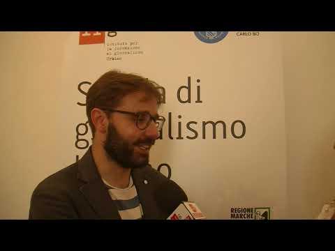 Roberto Vicaretti (RaiNews24): 'Il giornalismo è un lavoro artigianale'