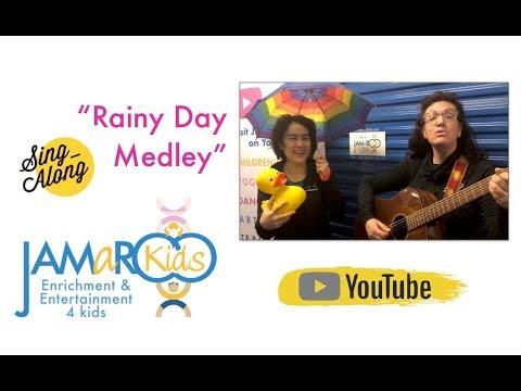 Rainy Day Medley (It's Raining It's Pouring, Come Under my Umbrella & Rain, Go Away)