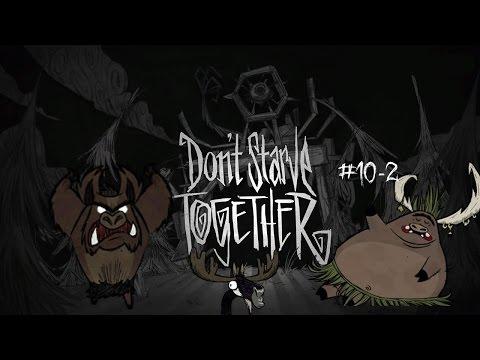 Don't starve Together #10/2(coop)