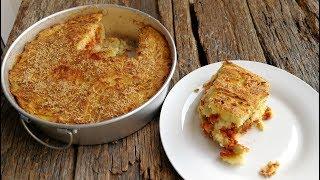 Italian Potato Gateau recipe