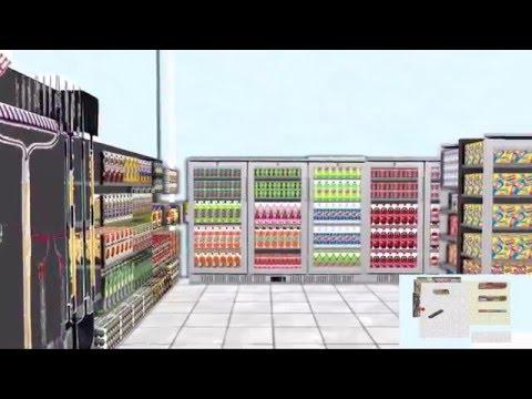 Planogram 3D Walkthrough Beta | Shelf Logic Software