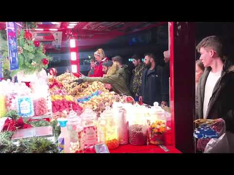 Geo News Special - Christmas Preparations In Full Swing Birmingham