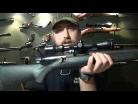 Teaser: From Trash to Treasure  Turning a Mossberg ATR into a precision  rifle