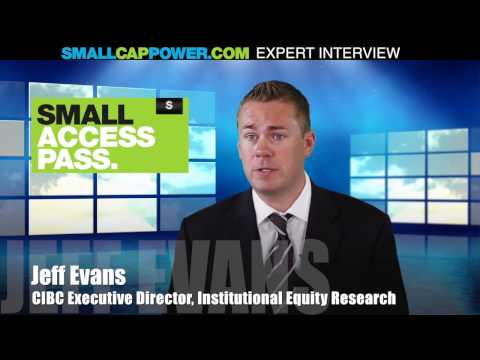 Energy And Junior Gold Stock Picks From CIBC World Markets' Jeff Evans