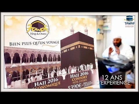 Tu veux partir au Hajj ou à la Omra ? Alors Regardes cette vidéo !